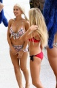Holly Madison Does Something With Her Time, Bikini Parade