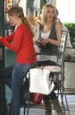Julianne Hough Shopping with Boyfriend Chuck Wicks