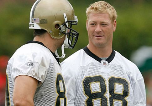 New Orleans Saints Tight End Jeremy Shockey Collapsed, Hospitalized