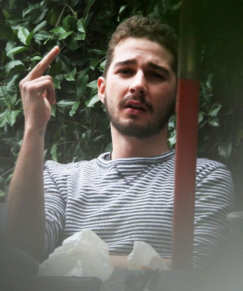 Shia LaBeouf Grosses Us Out, Watched Parents During Sexy Times