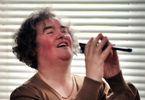 Susan Boyle Pulls Out of 'Britain's Got Talent' Show Tour to Rest (Her Eyebrows...)
