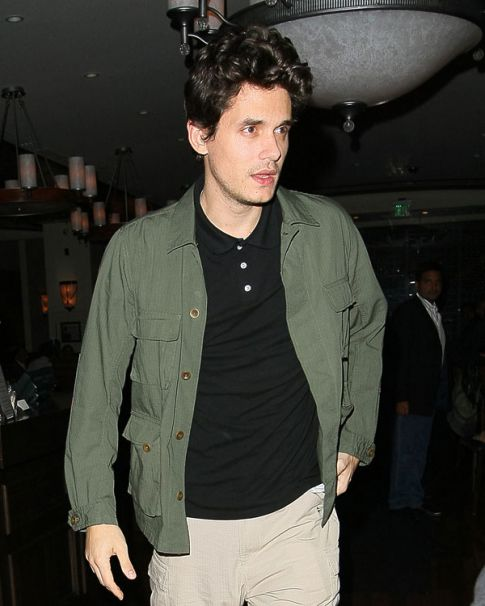 John Mayer Has Friends In Low Places