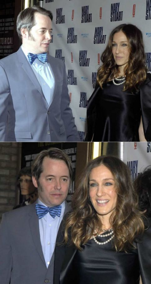 Sarah Jessica Parker & Matthew Broderick Welcome Twin Girls (With Horrible Names)