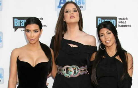 Ahhh, Please No!!! Khloe Kardashian (The Big One) to Possibly One Day Do 'Playboy'!