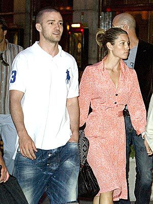 Justin Timberlake and Jessica Biel On the Outs?