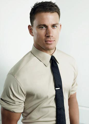 Channing Tatum Works the Bod in 'GQ'