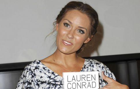 Lauren Conrad's Apparently a New York Times Best Seller