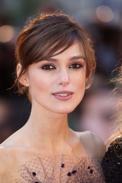 Keira Knightley Shines at The Duchess Premiere