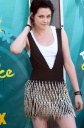 Kristen Stewart Fights Porcupine at Teen Choice Awards, Loses