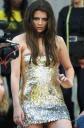 Mischa Barton Shines In a Sexy Tina Turner Minidress