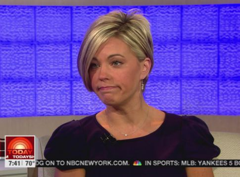 Kate Gosselin Not the Monster Allegedly Seen on 'Today' Set