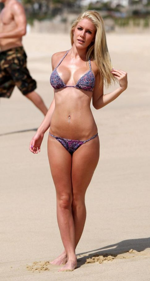 Heidi Montag In A Bikini...What Else Is New?