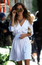 'Sex and the City 2' Starts Production, Sarah Jessica Parker On Set