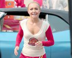 Hayden Panettiere In Cheerleader Outfit, Maybe Someone's Fantasy...