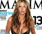Audrina Patridge Goes Topless for 'Maxim'