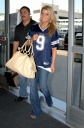 Jessica Simpson at  LAX Security Checkpoint, Still Hot