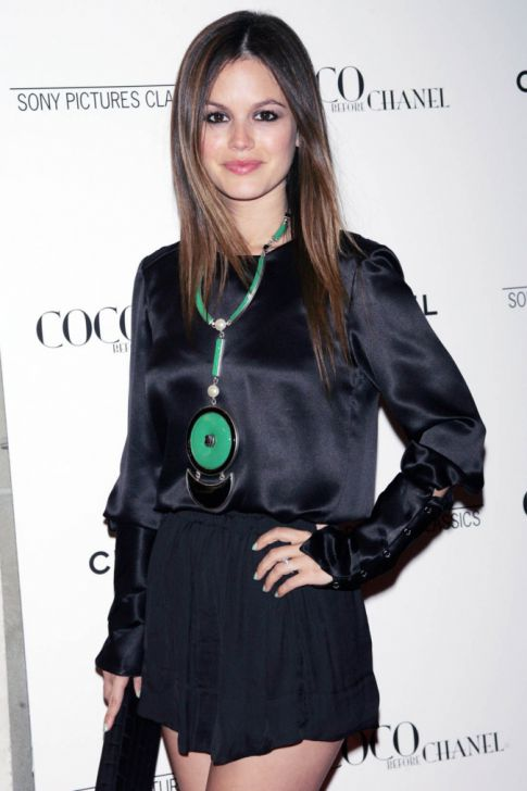 New York Fashion Weeks Leading Ladies: Rachel Bilson