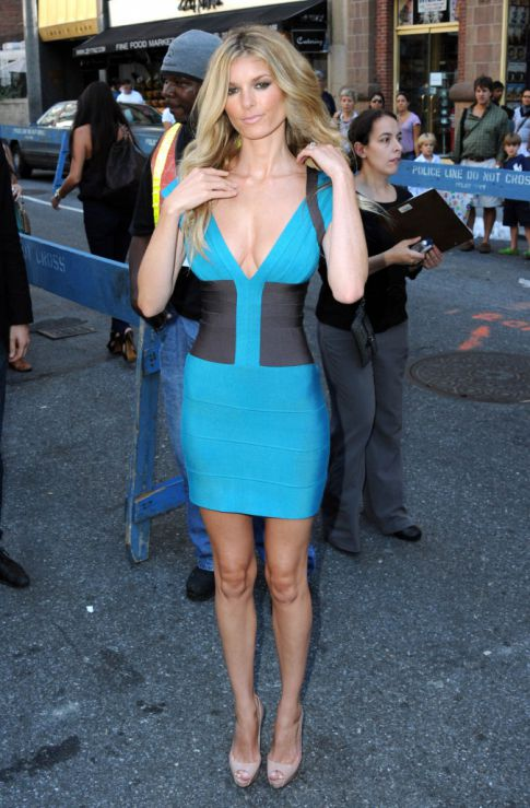 New York Fashion Weeks Leading Ladies: Marisa Miller