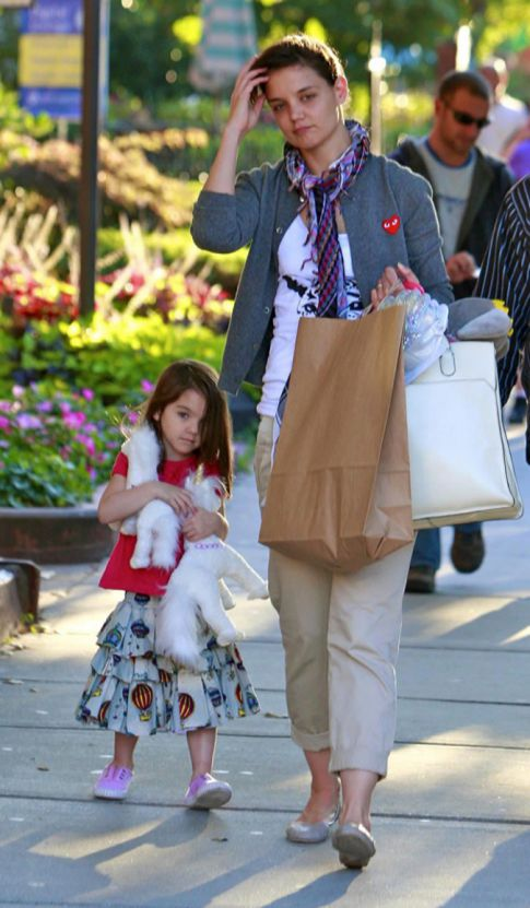 Suri Cruise's Wardrobe Is $3.2 Million, Ours Is Probably $200