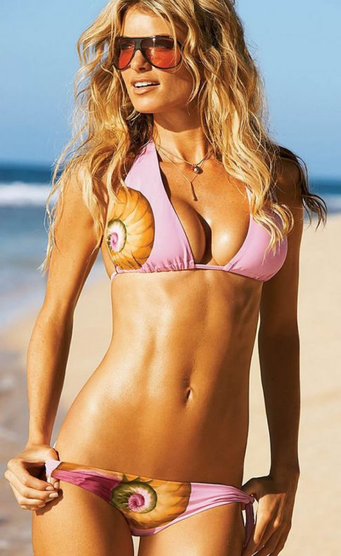 Marisa Miller In A Bikini, Need We Say More?