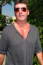 Simon Cowell is Red Hot, Literally