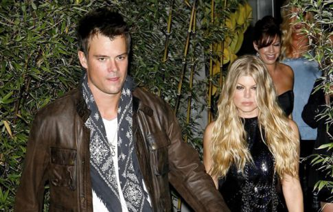 Josh Duhamel Cheats On Fergie With Stripper!!!