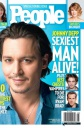 Johnny Depp Is 'People's' Sexiest Man Alive