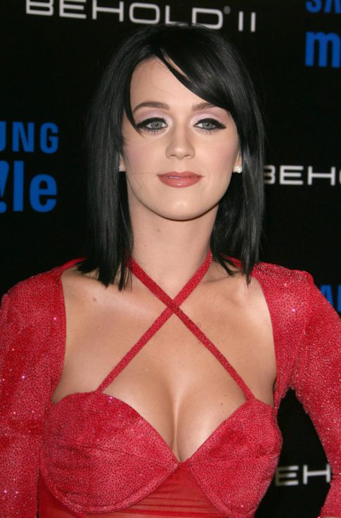 Katy Perry's Boobs Are Nice To Look At, A Good Distraction From The Face