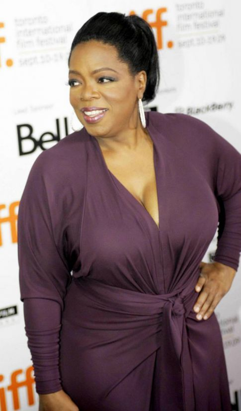 You cannot oprah winfrey nude fakes