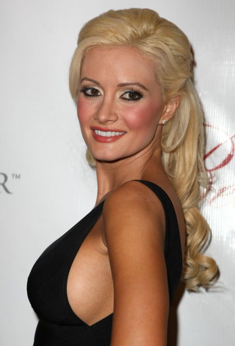 Boobie Tuesday: Holly Madison---Are You Surprised?
