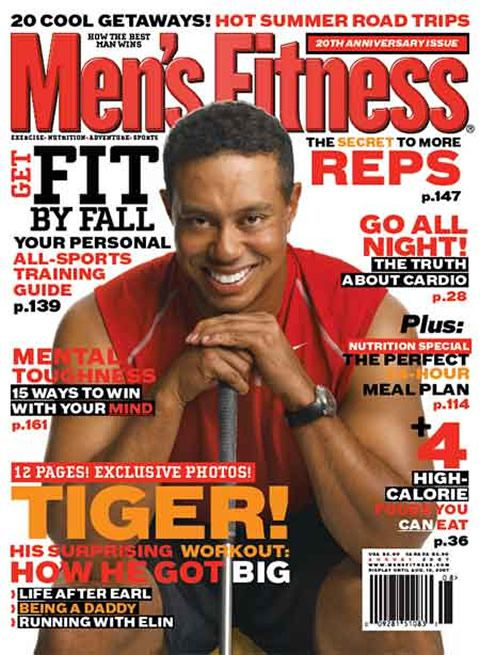 'National Enquirer' Knew A Long Time Ago About Tiger Wood's Infidelities