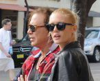 Mickey Rourke Somehow Coaxes Model Girlfriend Into Marrying Him