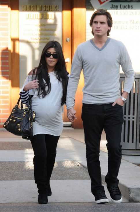 Kourtney Kardashian Has A Baby Boy, Get Ready For 'How I Lost My Baby Weight!' Covers Galore