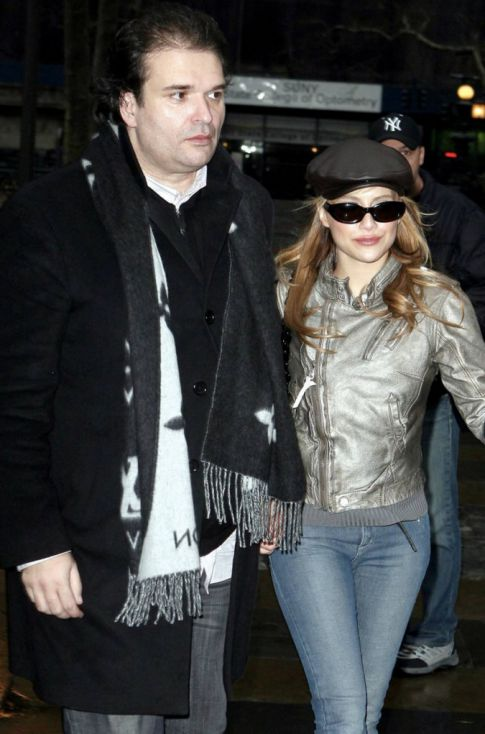 Brittany Murphy's Husband, Simon Monjack, Does Not Want Autopsy---Uh, Shady?