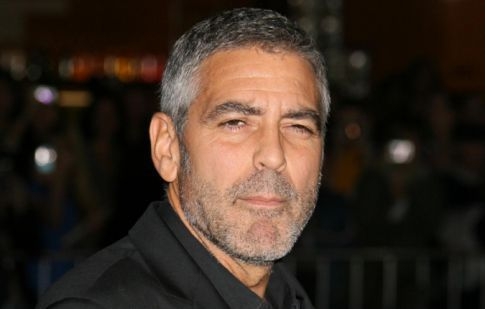 George Clooney Wined & Dined Madonna After Guy Ritchie Break Up