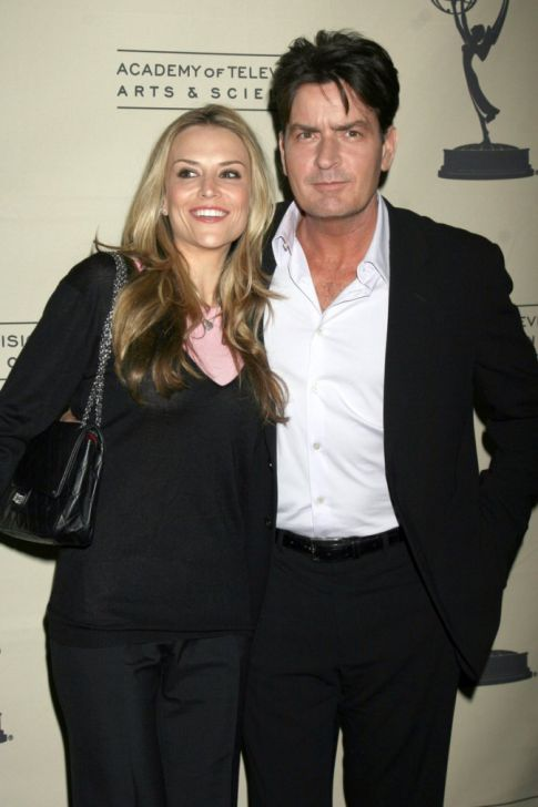 The Charlie Sheen & Brooke Mueller Christmas Sage: Domestic Violence, Divorce, & Lies