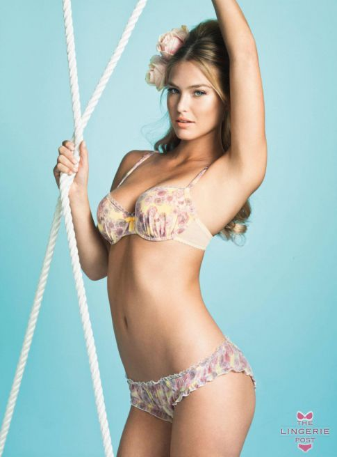 New Year Skin Presents Bar Rafaeli's Lingerie