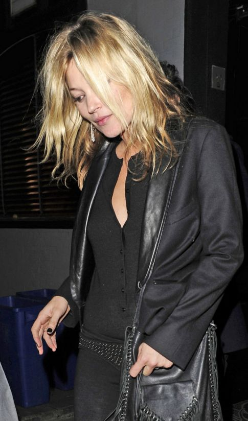 Kate Moss Has Herself a $32K Missed Trip New Year Hangover