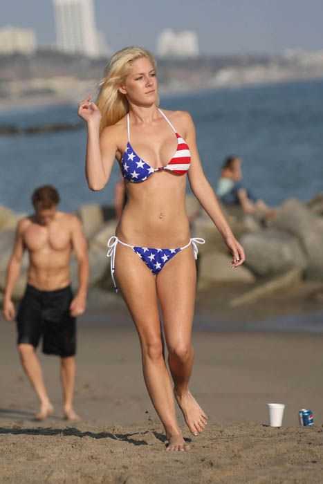 Heidi Montag Brings 'God' Into This Plastic Surgery Debacle