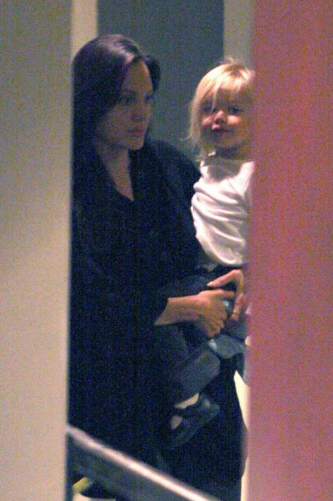 New Pictures of Angelina Jolie's Daughter, Shiloh