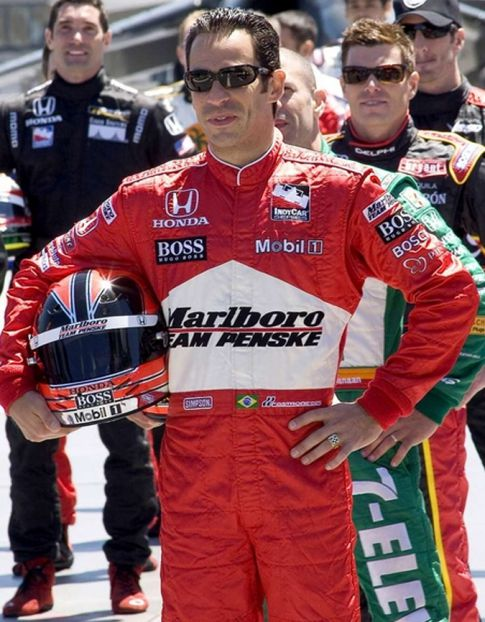 Helio Castroneves Indicted in Federal Tax Case