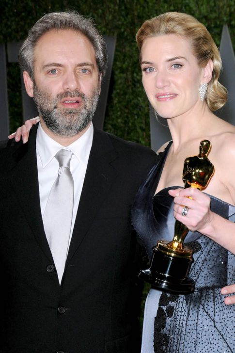 Kate Winslet & Sam Mendes End Their 7-Year Marriage