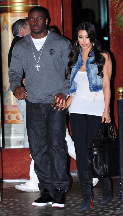 Reggie Bush May Have Cheated On Kim Kardashian!