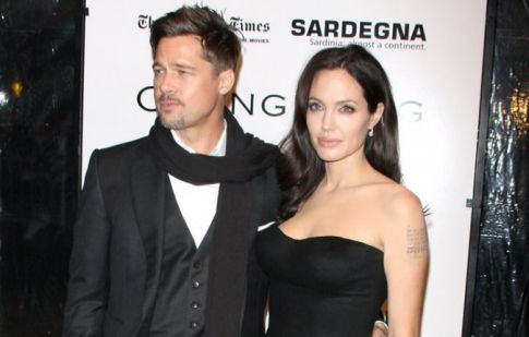 Brangelina Arrive at the Premiere of Changeling