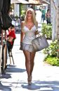 Heidi Montag & Spencer Pratt Take A Break