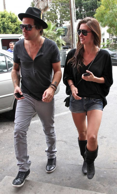 This Lasted Long: Audrina Patridge & Ryan Cabrera Are Donezo