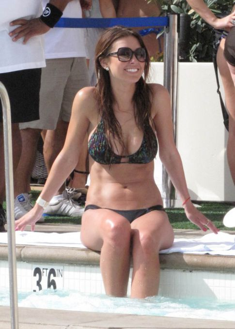 Audrina Patridge Knows How To Do One Thing Well: Wear A Bikini