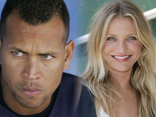 It's A Home Run For Alex Rodriguez & Cameron Diaz