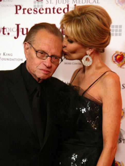 Larry King's 8th Divorce Is One For The Guinness Book