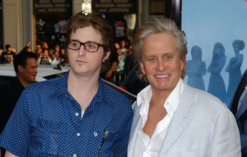 Michael Douglas's Son, Cameron Douglas, Sentenced To Five Years In Prison